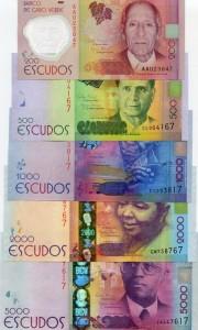 Escudo notes